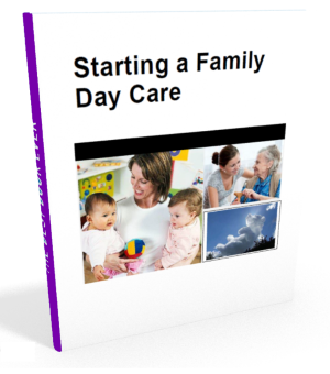 Start a daycare ebook